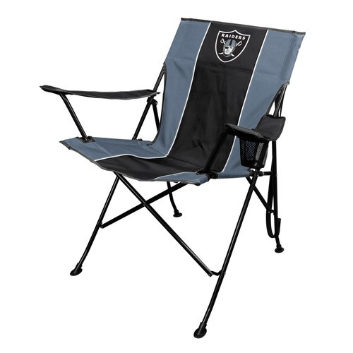 Merveilleux NFL Oakland Raiders Tailgate Chair By Rawlings