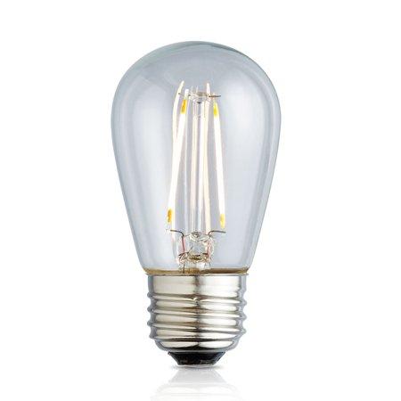 Archipelago - 2 Watt 150 Lumens - Nostalgic Clear-S14 - S14 Lamp - E26 Base - (Line 6 Spider 2 150 Watt Manual)