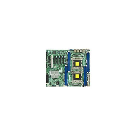 2gbe Atx Server (Supermicro X9DRL-IF-B Dual LGA2011/ Intel C602/ DDR3/ SATA3/ V&2GbE/ ATX Server Motherboard, Bulk)