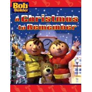 A Christmas to Remember (Bob the Builder) (Hardcover)