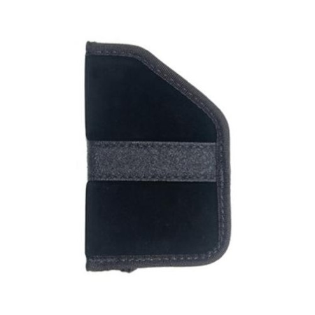 Inside Pocket Holster (BLACKHAWK INSIDE THE POCKET HOLSTER 9MM/40CAL SUB-COMPACT SEMI-AUTO, MOST SUEDE BLACK)