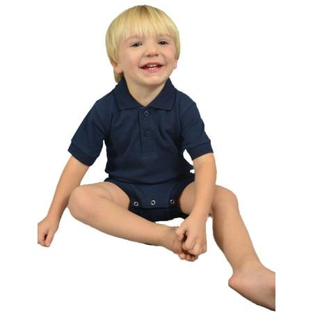 MONAG Infant Polo Creeper