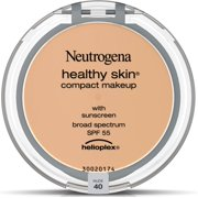 2 Pack - Neutrogena Healthy Skin Compact Makeup SPF 55, Nude [40] 0.35 oz