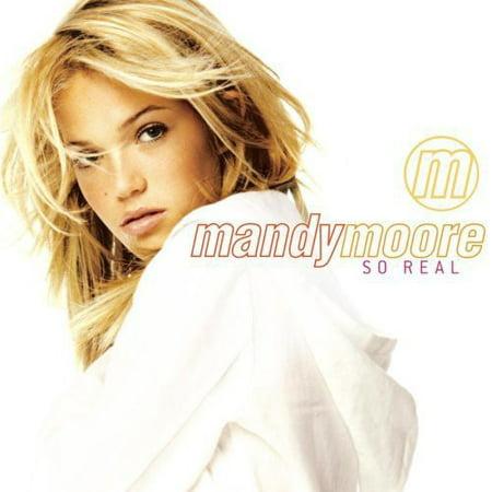 Mandy Moore   So Real  Cd