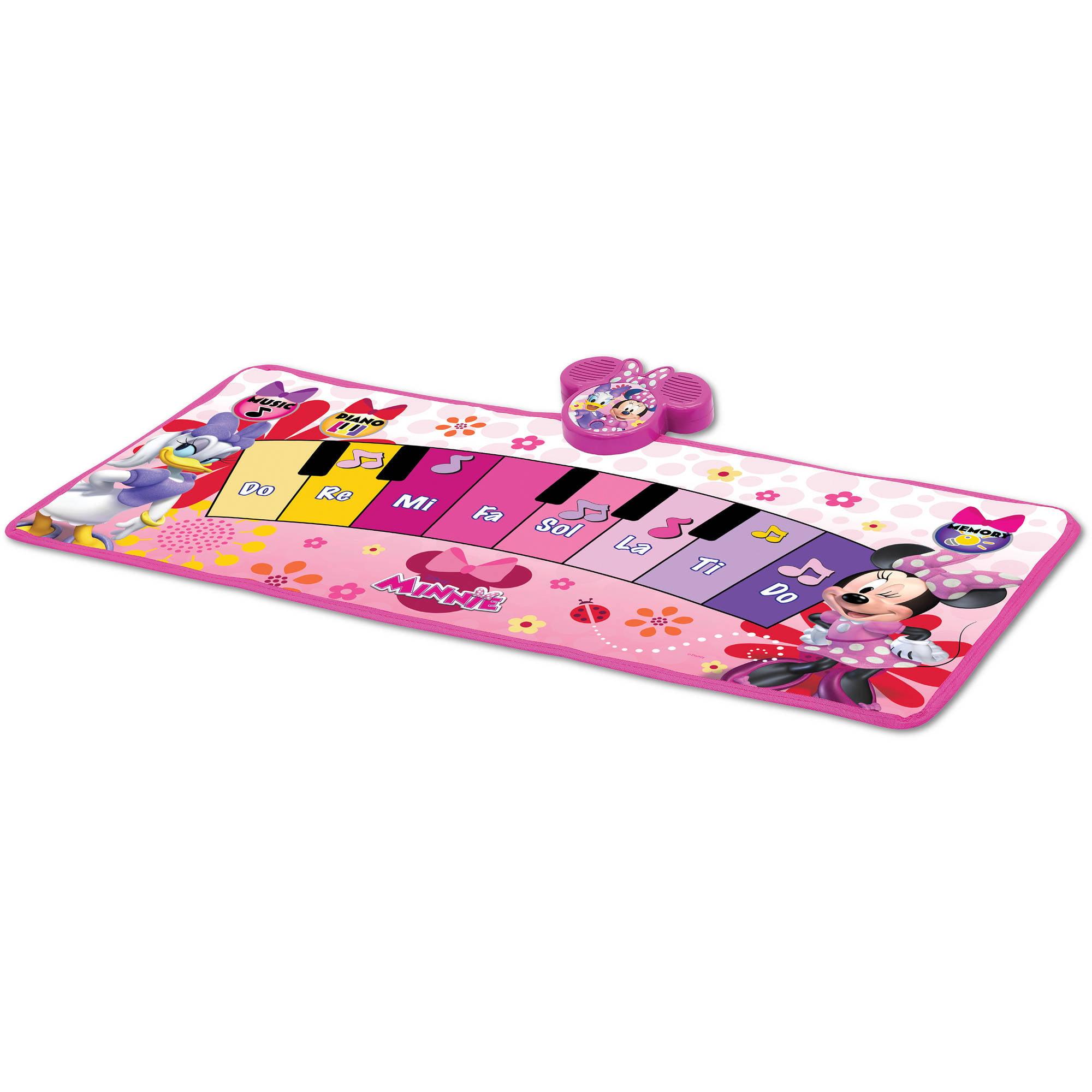 Disney Minnie Mouse Minnie\'s Musical Mat - Walmart.com