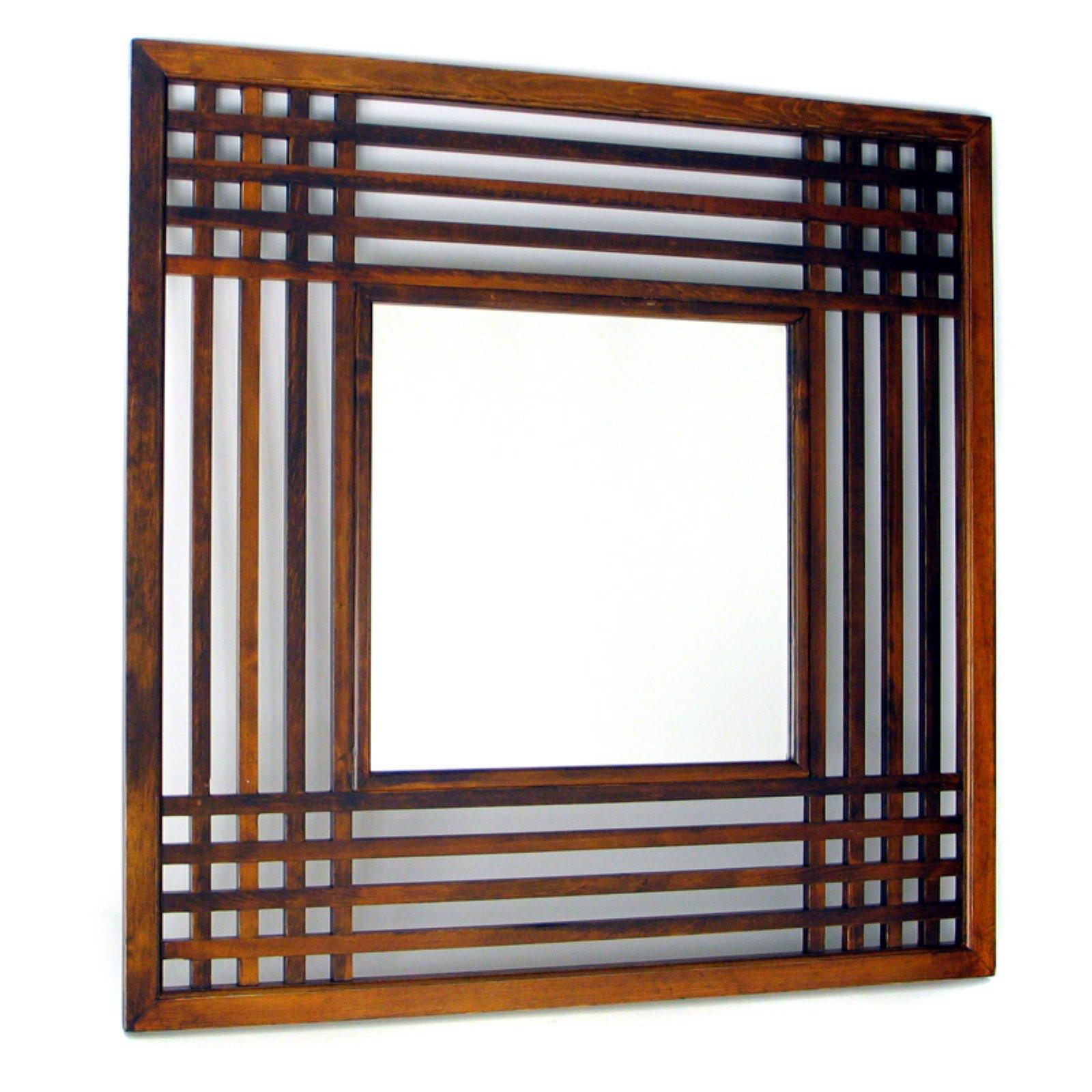 Wayborn Plantation Wall Mirror - 40W x 40H in.