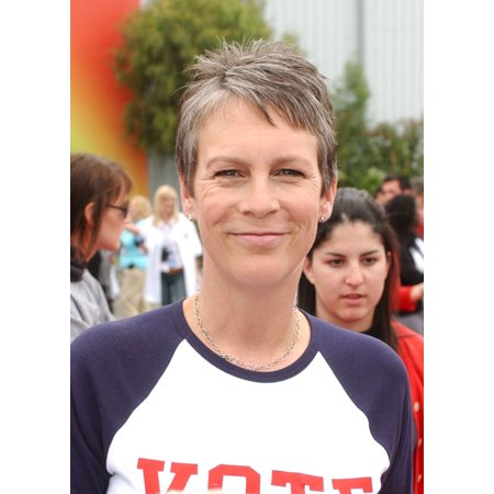Actress Jamie Lee Curtis At The Hbo All Star Family Sports Jam June 19 2004 Santa Monica Calif Celebrity](Halloween 1978 Jamie Lee Curtis)