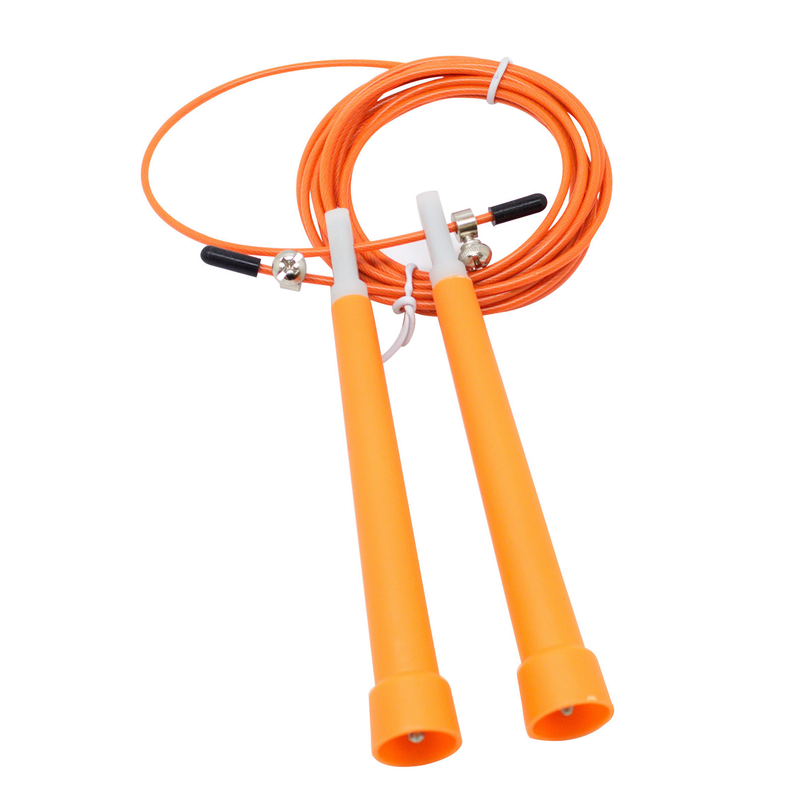 SAS Speed Wire Skipping Adjustable Jump Rope Fitness Exercise Cardio - US Seller