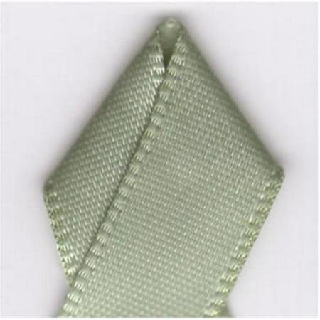 Papilion R074408030567500Y .13 pouces satin double face Ruban 500 m-tres - Printemps Moss - image 1 de 1