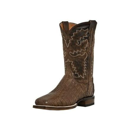 Dan Post Western Boots Mens Cowboy Denver Caiman Bay Apache Dp2807
