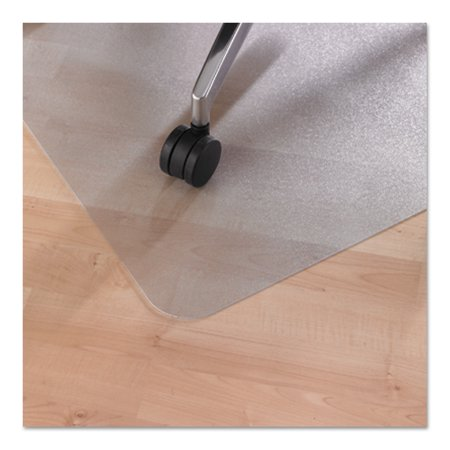 Floortex Cleartex Advantagemat Phthalate Free PVC Chair Mat for Hard Floors, 60 x 48