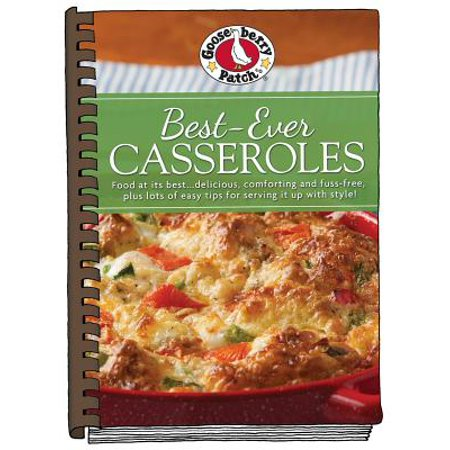 Best-Ever Casseroles with Photos (The Best Casseroles Ever)