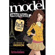 Model Undercover: Paris - eBook