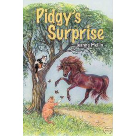 Pidgy's Surprise: The Little Pony With A Big Heart - (Big Pony Lambswool)
