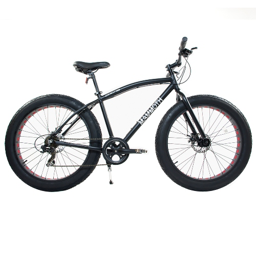 Fat Tire Bike by Corsa - 20'' Black Mammoth