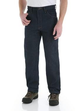 Rustler Men's Regular Fit Bootcut Jeans