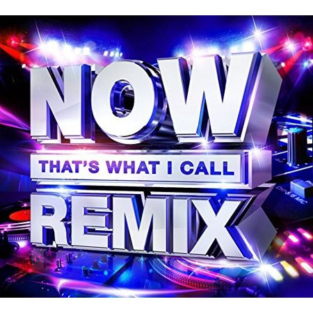 Now That's What I Call Remix / Various (CD) - Halloween Remix Dance Music