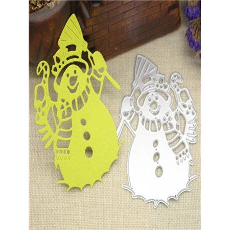 Merry Christmas Metal Cutting Dies Stencils Scrapbooking Embossing DIY Crafts D - Christmas Scrapbook
