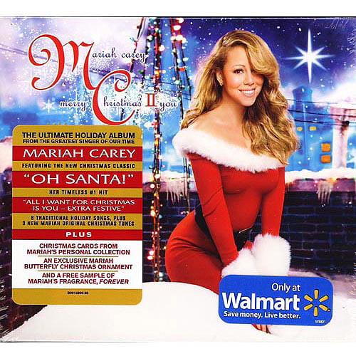 Merry Christmas II You (Deluxe Edition) (Walmart Exclusive ...