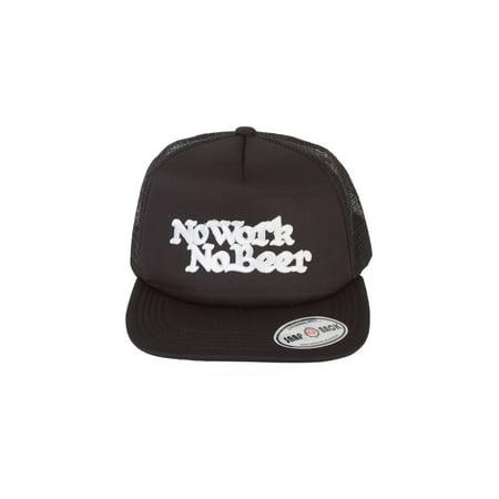 Trucker Hats - No Work No Beer Trucker Hat - Walmart.com ac8ca33061d