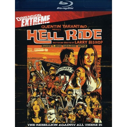 Hell Ride (Blu-ray) (Widescreen)