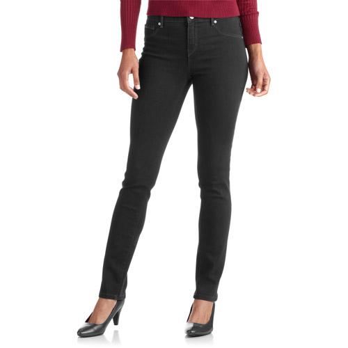 GLO by Gloria Vanderbilt Women's Petite Sabrina Slim Fit Super Stretch Skinny Jeans