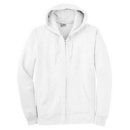 Port - New Company Blank Zip-Up Hoodies - Walmart.com 8fe69113c617
