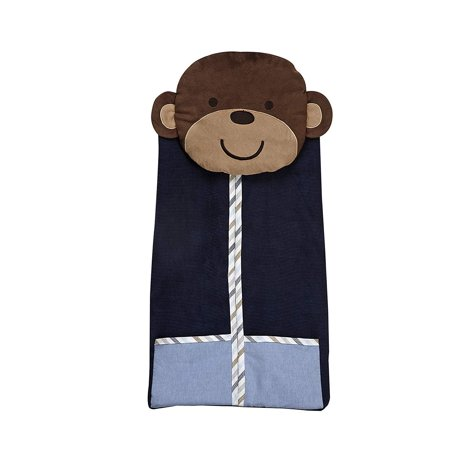 Carter's Monkey Diaper (Crown Crafts Diaper Stacker)