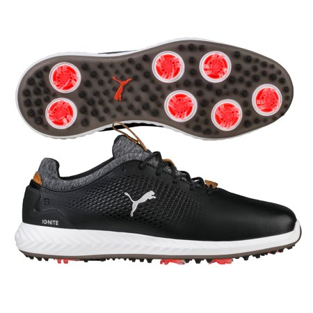 3a0202c9307 PUMA IGNITE PWRADAPT LEATHER GOLF SHOES MENS MEDIUM -NEW 2018- PICK COLOR    SIZE - Walmart.com