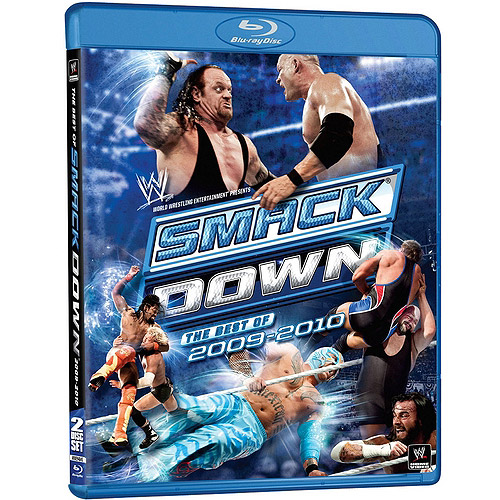 WWE: The Best Of Smackdown 2009 - 2010 (Blu-ray) (Full Frame)