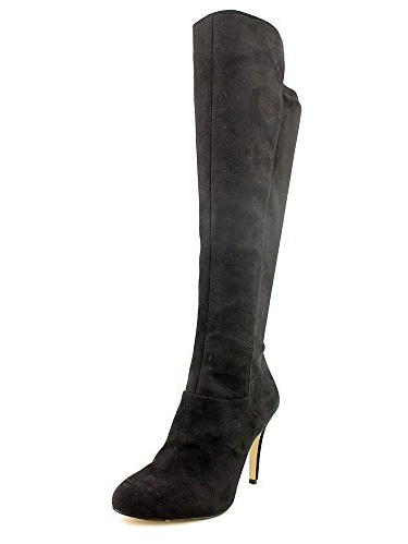 INC International Concepts Womens Tacy Almond Toe Over Knee Fashion Boots