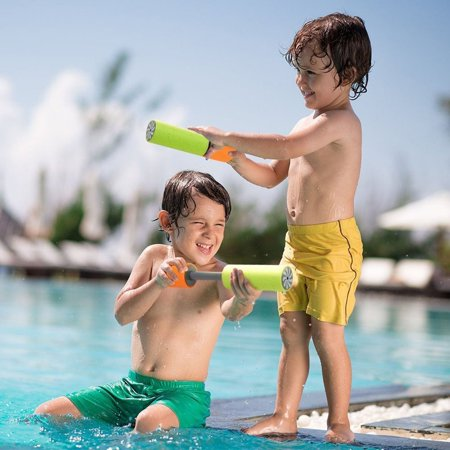 Water Guns Pool Toys for Kids Squirt Guns Pull-out Water Cannon Water Guns