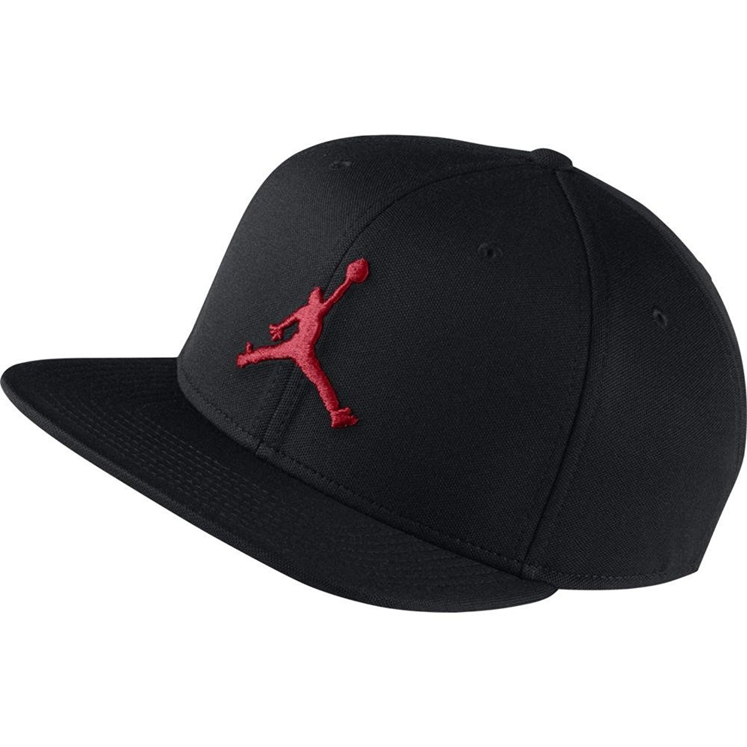23fdd242324 ... sweden nike mens jordan jumpman snapback hat black university red  861452 011 bf93d 5c0b5