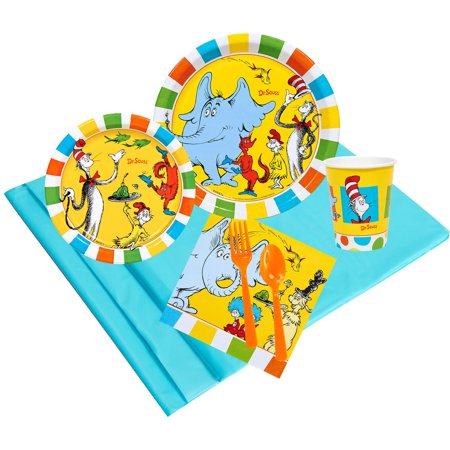 Dr Seuss Favorites 24 Party Pack (Dr Seuss Party Supplies 1st Birthday)