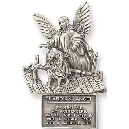 - Guardian Angel Sun-visor Clip (3.75x3.75mm)