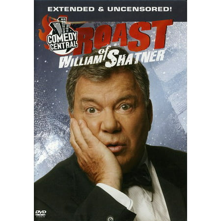 Comedy Central Roast of William Shatner (DVD)