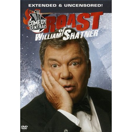 William Shatner Mask Halloween The Movie (Comedy Central Roast of William Shatner)