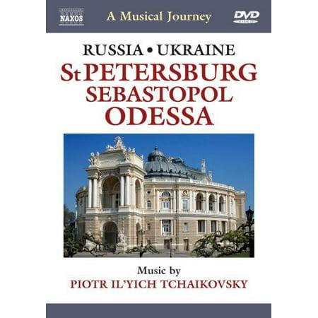 Image of A Musical Journey: St. Petersburg / Sebastopol / Odessa