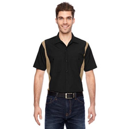 Dixie Tee Shirts - Dickies Dress Shirt LS524 Unisex Short Sleeve Industrial Shirt
