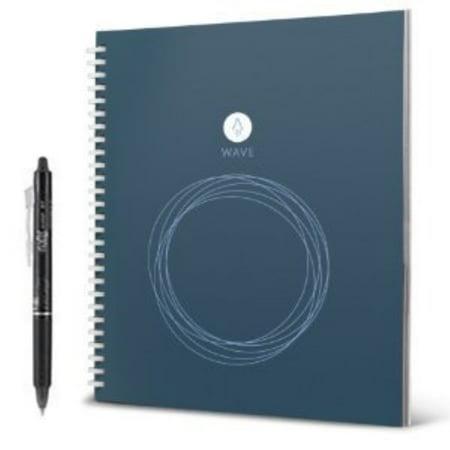 Blue Rocket Books (Rocketbook Wave Smart Notebook -)