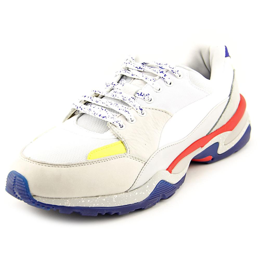 Puma MCQ Tech Runner Lo Men  Round Toe Synthetic  Sneakers