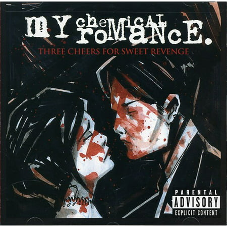 Three Cheers For Sweet Revenge  Explicit