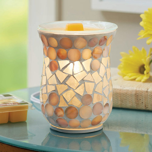 Better Homes and Gardens Full Size Wax Warmer, Mosaic