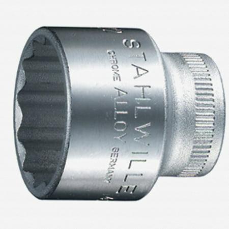 Stahlwille 45 3 8 12 pt Socket 14 mm