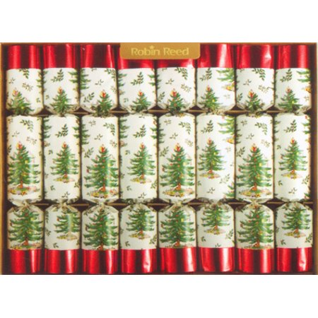 Robin Reed Yule Tree Christmas Crackers (Christmas Crackers)