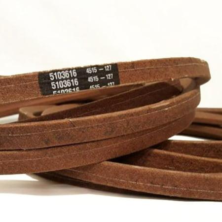 "Ferris Aramid Wrapped RC Belt (5V, 178 25"" EL) for 61"