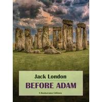 Before Adam - eBook