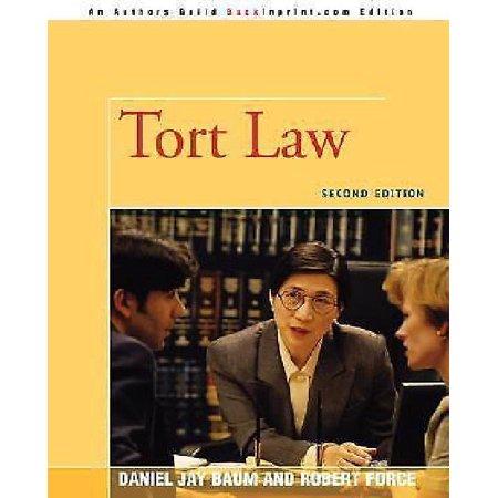 Tort Law: Second Edition - image 1 de 1