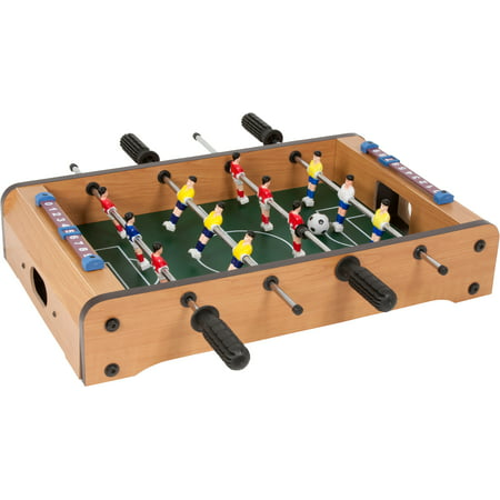 99 Game Rooms Tabletop Mini Foosball Game By Trademark Innovations (Foosball Tabletop)