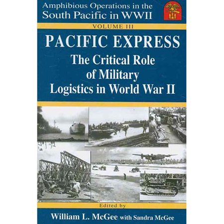 Pacific Express  The Critical Role Of Military Logistics In World War Ii